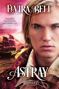 Astray book cover